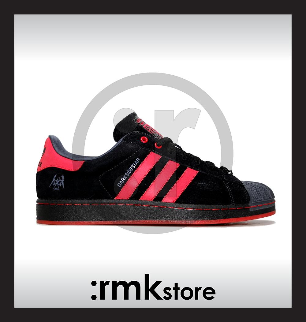 rmkstore  Adidas Superstar 2 II x CLOT x Star Wars Darksidestar G17150 5ca21c98b