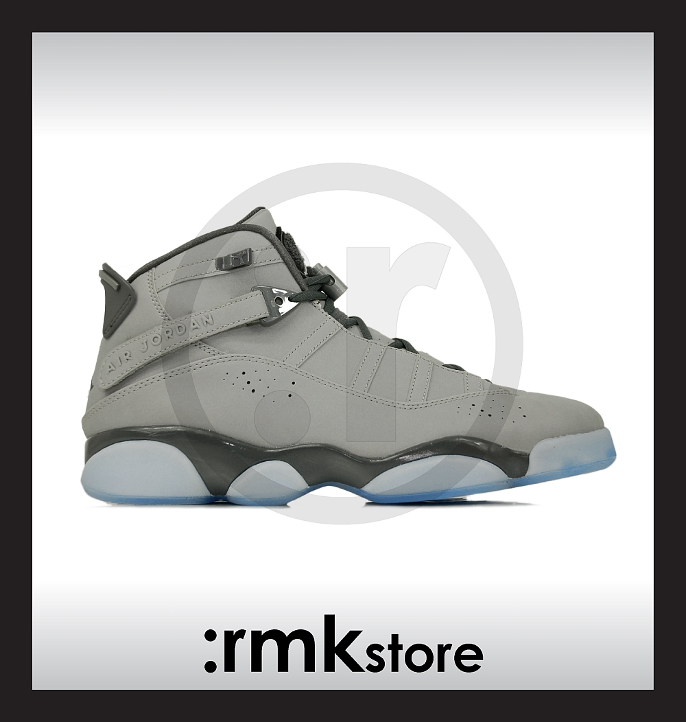 online store 3db52 6a2a4 Nike Air Jordan 6 Rings 3M Reflective 25th Anniversary 322992-001