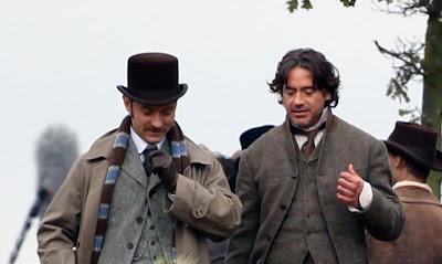 Sherlock Holmes 2 Película