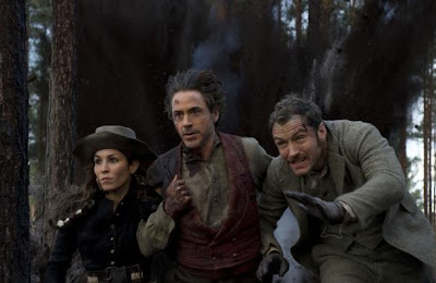 Sherlock Holmes 2 movie