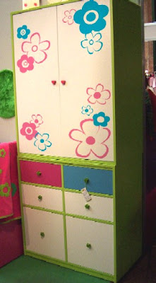 Mapiurka adhesivos decorativos ba muebles infantiles for Vinilos muebles infantiles