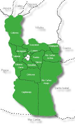 Mi pueblo juana diaz juana diaz y sus barrios - Autoescuela 2000 barrio del puerto ...