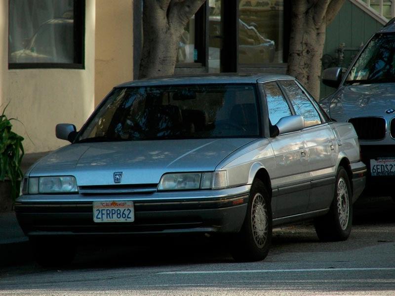 California Streets San Francisco Street Sighting 1987