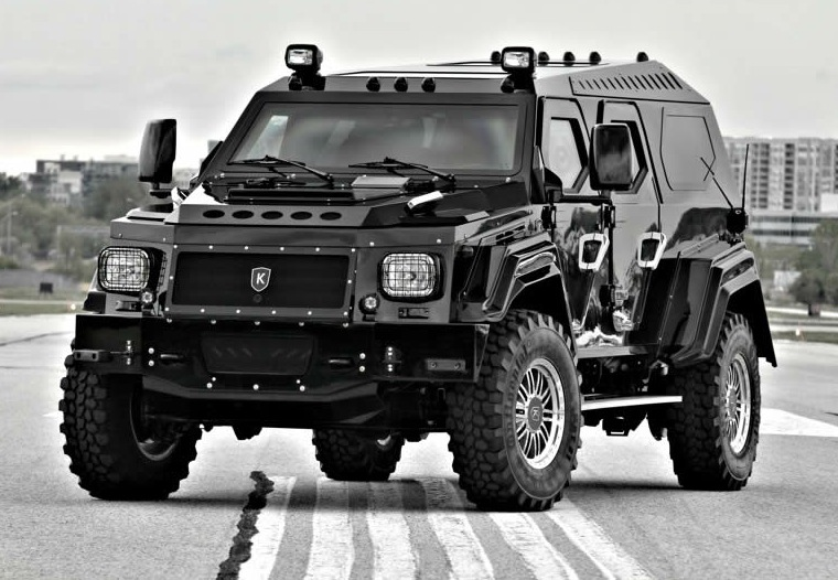 Luxury Armored Vehicles: KACTAPUSS Blog: Ultra-luxurious, Fully Armoured