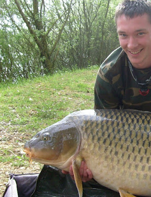 french record common carp