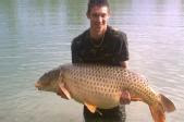la saussaie french record carp