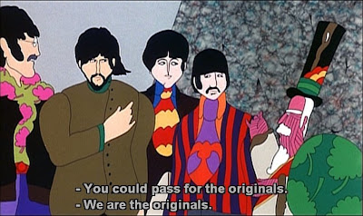 Photos: The Beatles' Yellow Submarine