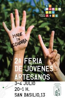 2ª Feria de Jóvenes Artesanos Made in Córdoba