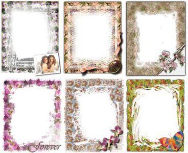 molduras para photoshop(frames em alta definição)