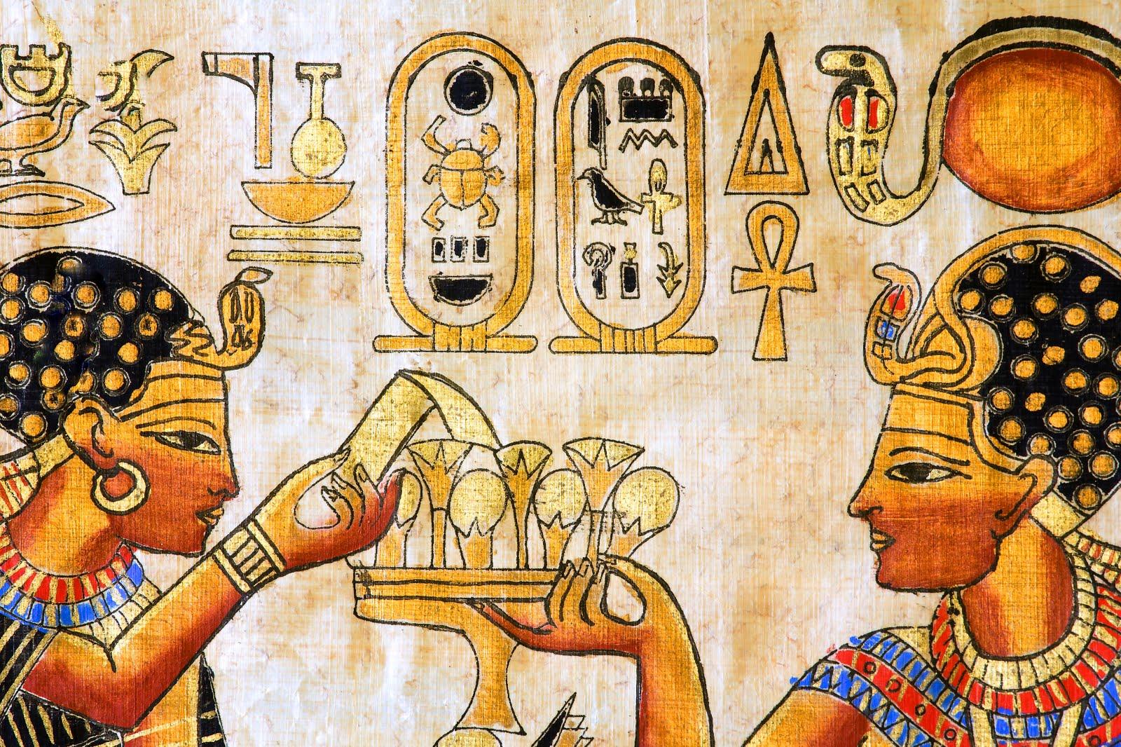 Imágenes De La Cultura Egipcia (5 Elementos)