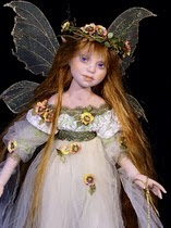 Very nice and cute dolls of silke...