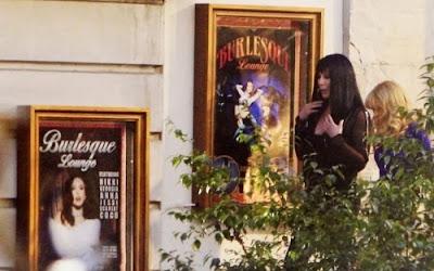 Christina Aguilera en una película