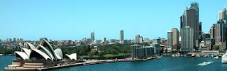 Vacation to Australia attraction-sydney