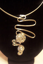Wire Wrap Necklace