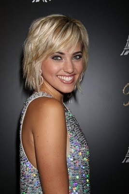 Short Blonde Layered Haircuts For Women