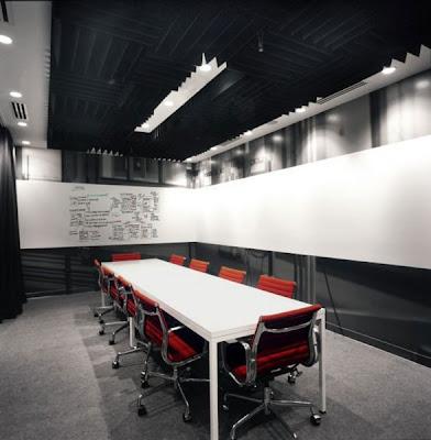 Facebook Headquarters Office Interior Design by Studio O+A ...