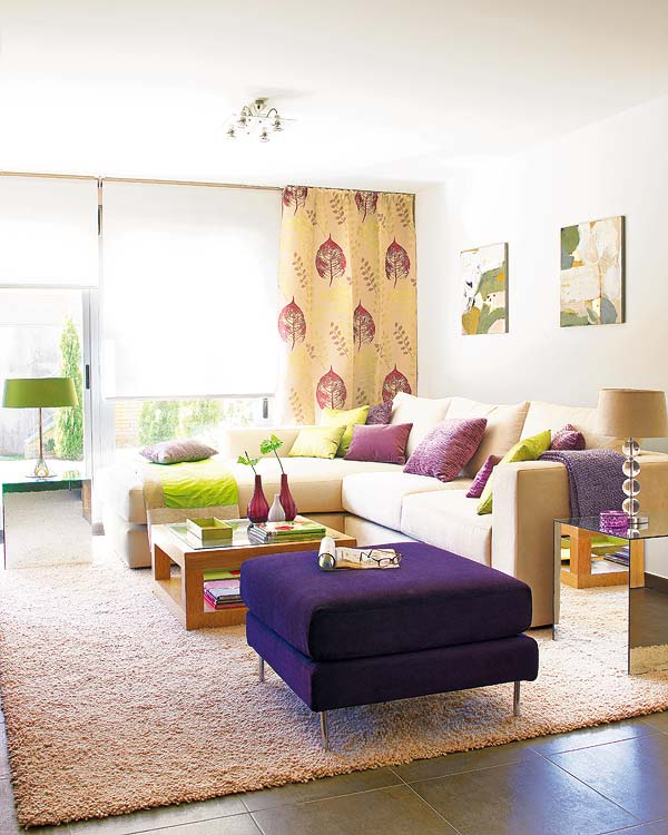 Cool Living Room Interior Designs