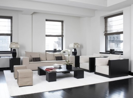 Home Office Decoration Home Office Decorating Ideas Black And White House Interior Design