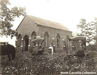 Religion of North Carolina
