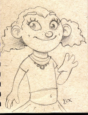 Matilda Turnips Endless Belly Button