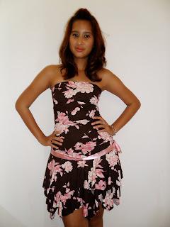 Aloha Tube Dress