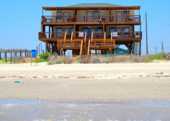 Surfside Beach Texas House For Front