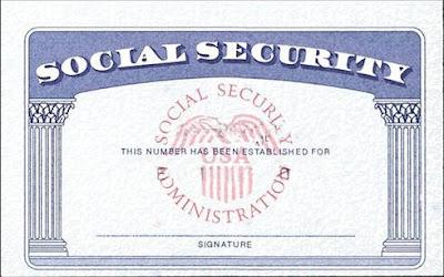 social security card template download social security card template