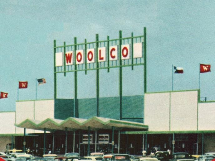 Pleasant Family Shopping The First Woolco Stores