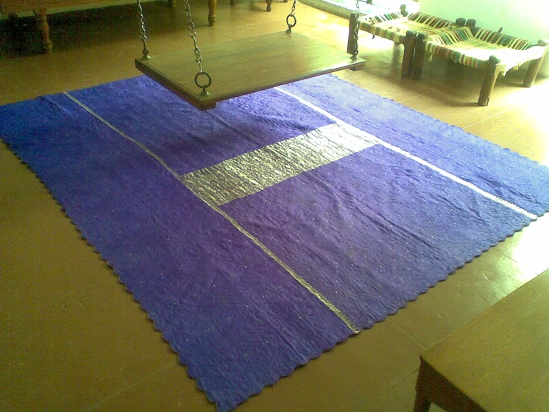 The Saree Quilt