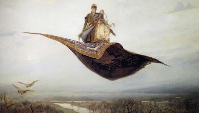 Gurney Journey Vasnetsov S Flight Of Fantasy