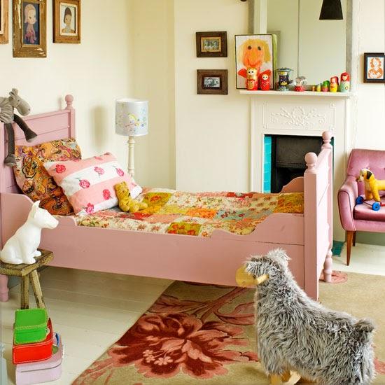 Kids Rooms Eclectic