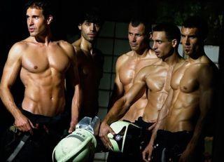 Calendario Pompieri Americani.Omoeros Gay News Calendario Pompieri Di Bilbao 2011 Il