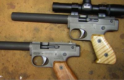 pretty shiny bang bang: DIY pistol