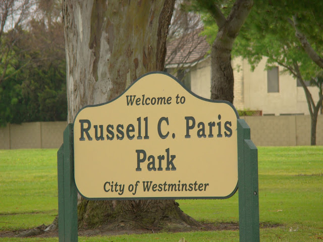 Russel C Park, Westminster, CA