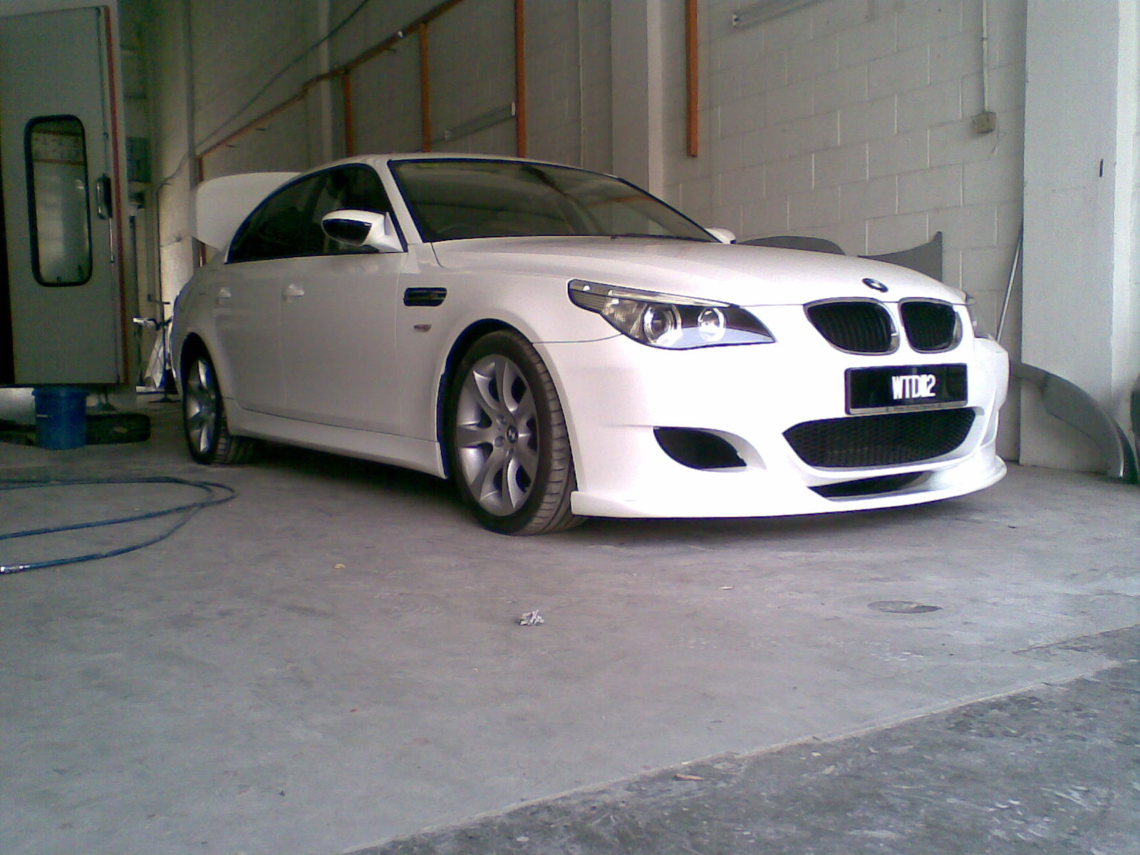 Kean Leong Motorsport Sunway Bmw E60 M5 Conversion Kit