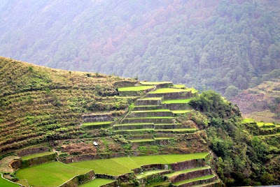 Banaue Rice Terraces, Ifugao, Philippines, Eighth 8th wonder of the World