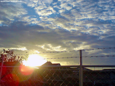macabebe, Pampanga, sunrise, clouds, photography, macro, nature, art, camera, sony ericsson, jaypee david, enjayneer, bangis, holy angel university, iecep, ece