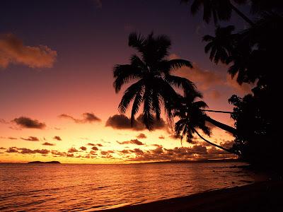 anochecer-en-una-playa-con-palmeras