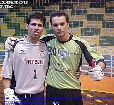 Goleiro Babalú está a procura de um novo time para 2009 f5f4b58d300f8
