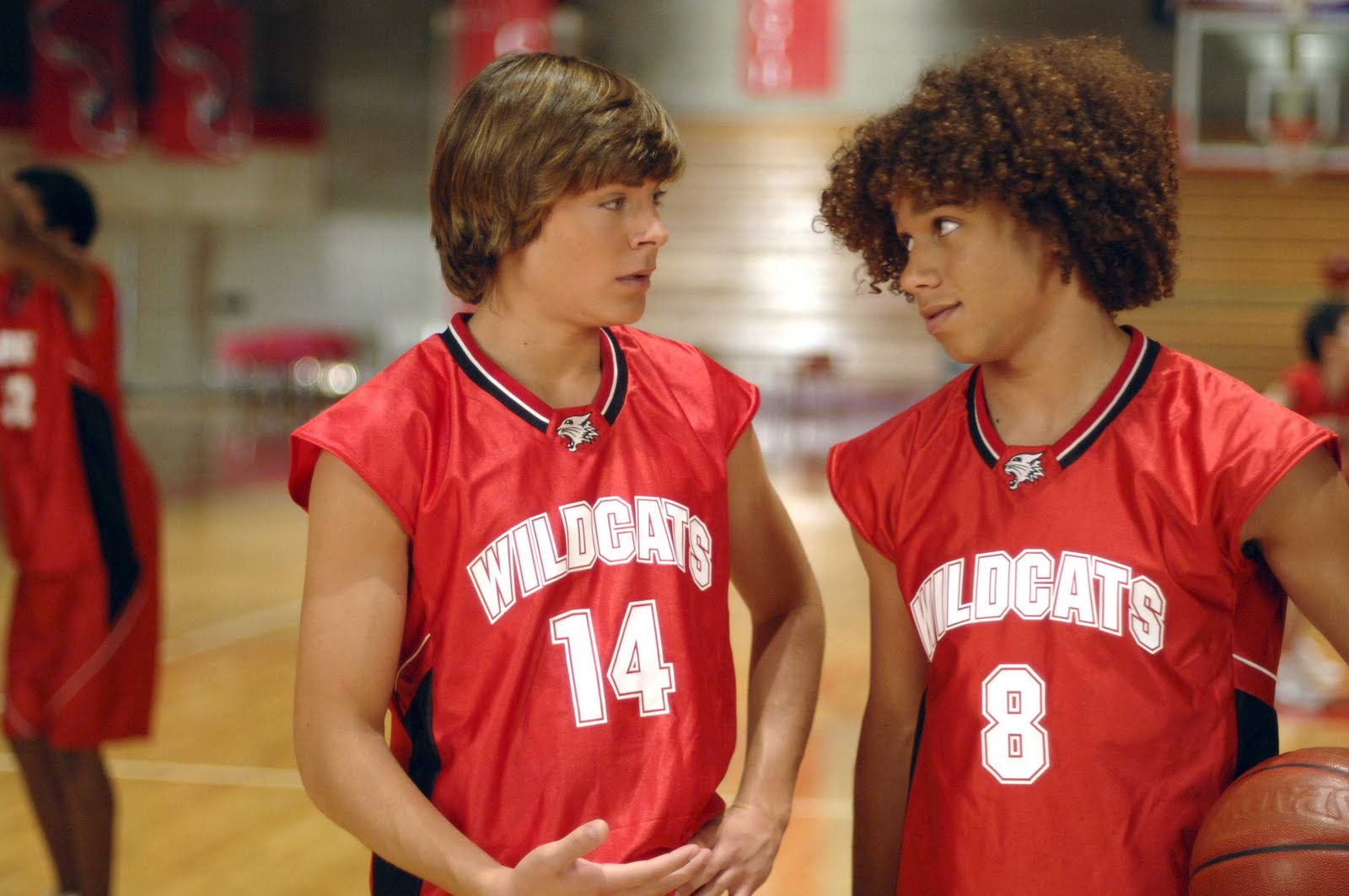 LET'S SEE...: high school musical