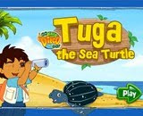 Tuga the sea Turtle