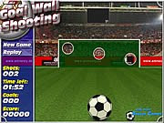 Goal Wall Shooting
