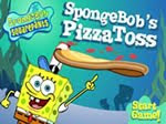 Sponge Bob: Pizza Toss