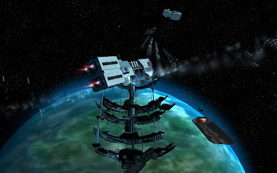 Sins of a Solar Empire - Babylon 5 - Sins of the Younger Races - PA