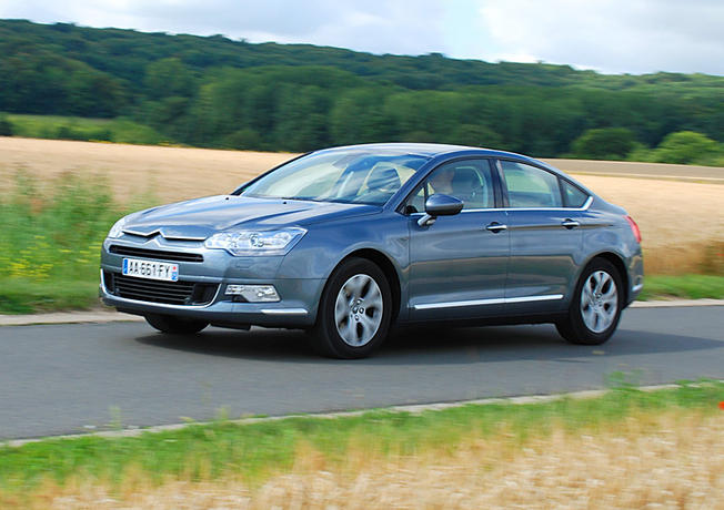 citroen c5 vs insignia