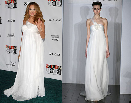 ebbd97cfd65 Celebrity Maternity Fashion gowns - maternity wedding gowns ...