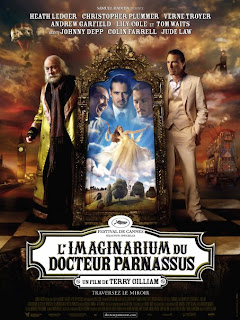 Imaginarium of Doctor Parnassus Poster