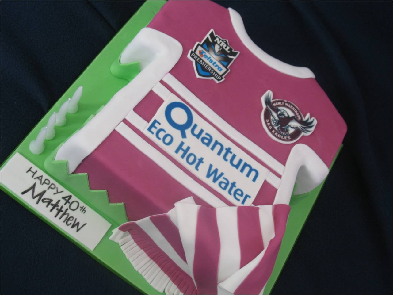 Manly Sea Eagles Cake Ideas And Designs