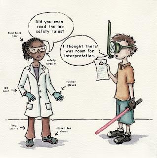 Printables Lab Safety Cartoon Worksheet labsafety cyberscienceschool