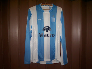Camisetas Racing Club  Camiseta Racing Club 2007   2008 f9343d8b0d51d